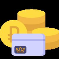 карта золотая корон